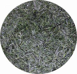 煎茶:針のような形状をしている
