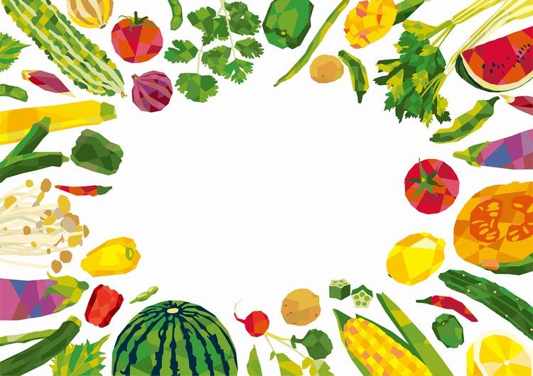 高血圧症に効果的な食品、野菜
