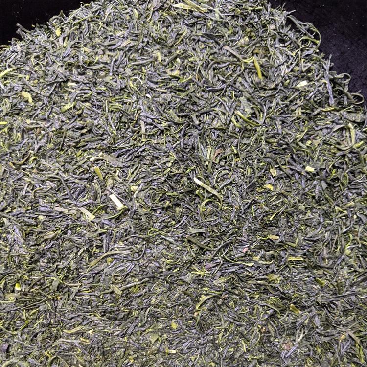 球磨地方 相良村産の良質な茶葉